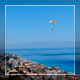 Paraplane Over The Coast - VideoHive Item for Sale