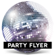Disco Party Flyer - Vol.1 - GraphicRiver Item for Sale