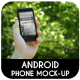 Android Phone Mock-Up Vol.2 - GraphicRiver Item for Sale