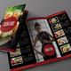Sushi Restaurant Menu 3-Fold Brochure 02 - GraphicRiver Item for Sale