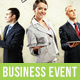 Business Event - ThemeForest Item for Sale