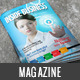 Business Magazine A4 - 28 pages - GraphicRiver Item for Sale
