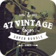 47 Vintage Logos Bundle - GraphicRiver Item for Sale