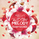 Bloom Melody Flyer/Poster Template - GraphicRiver Item for Sale