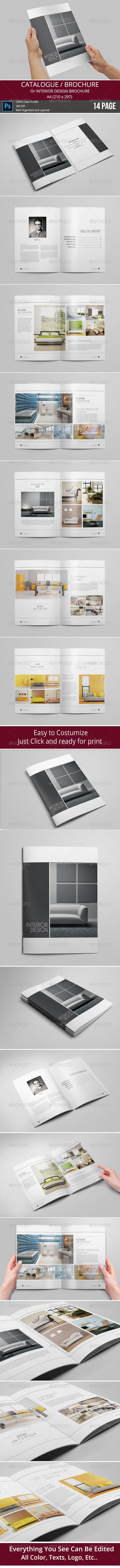 GraphicRiver Catalogue Brochure 8416629