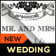 Flower Royal - Wedding Announcement Card - GraphicRiver Item for Sale