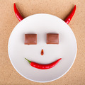 Chili pepper smiling face - PhotoDune Item for Sale