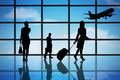 Business People At Airport Terminal - PhotoDune Item for Sale