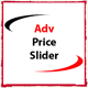 Adv Opencart Price Slider