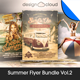 Summer Flyer Template Bundle Vol. 2 - GraphicRiver Item for Sale