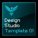 Design Studio Template 01 XML - ActiveDen Item for Sale
