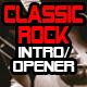 Classic Rock Opener Ident - AudioJungle Item for Sale