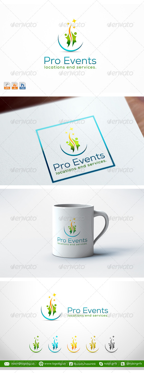 GraphicRiver Competition Event 8419604