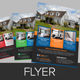 Property Real Estate Agency Flyer Template - GraphicRiver Item for Sale