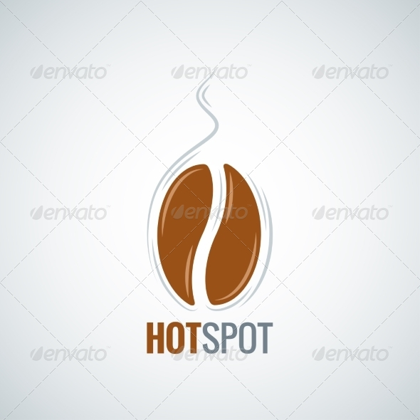 GraphicRiver Coffee Bean Background 8420383