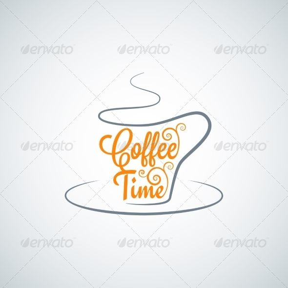 GraphicRiver Coffee Background 8420393