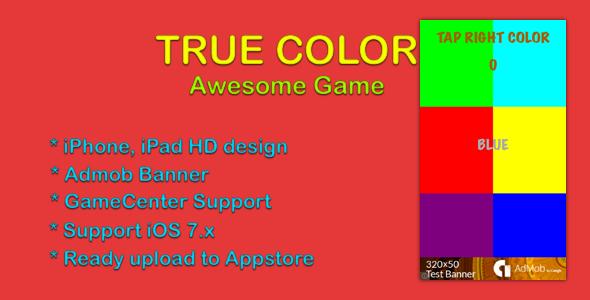 CodeCanyon True Color 8422286