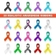 Awareness Ribbon - GraphicRiver Item for Sale