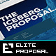 Elite Proposal in A4 and US Letter - GraphicRiver Item for Sale