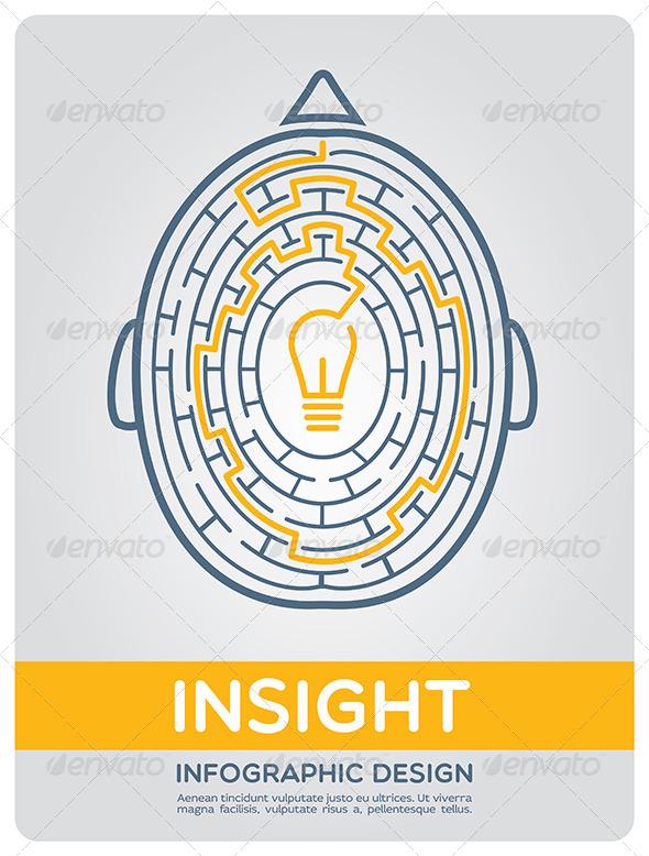 GraphicRiver Brain Maze 8422501