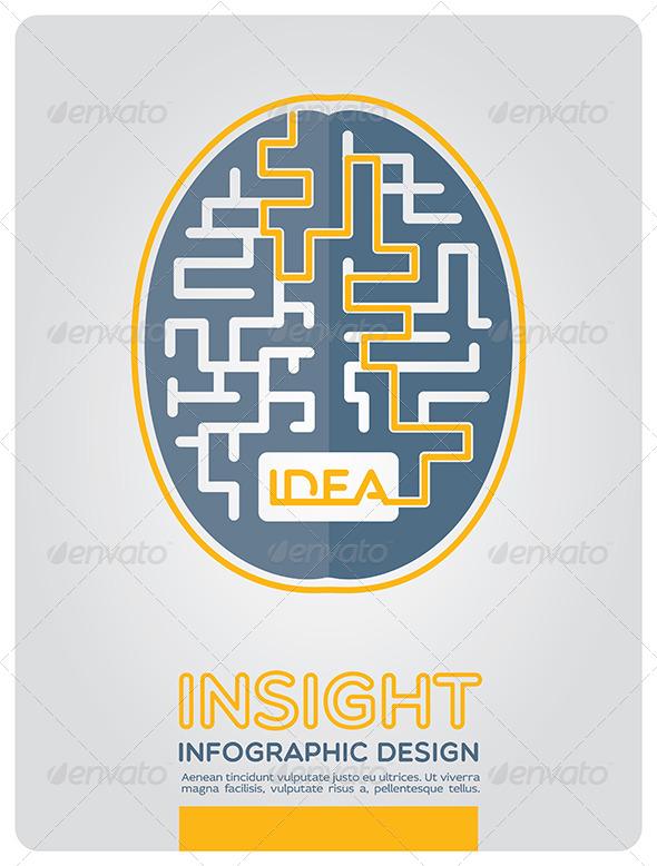 GraphicRiver Brain Maze 8422511