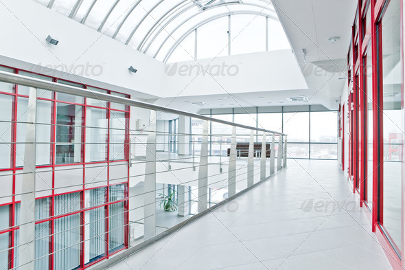 PhotoDune Modern office interior 908079