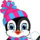 Penguin Playing Snowballs - GraphicRiver Item for Sale