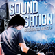Soundsation Flyer Template - GraphicRiver Item for Sale