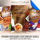 Summer BBQ Flyer Template Bundle - GraphicRiver Item for Sale
