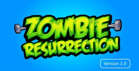 CodeCanyon Zombie Resurrection Endless Fighting 8423050