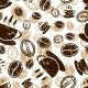 Seamless Coffee Pattern - GraphicRiver Item for Sale