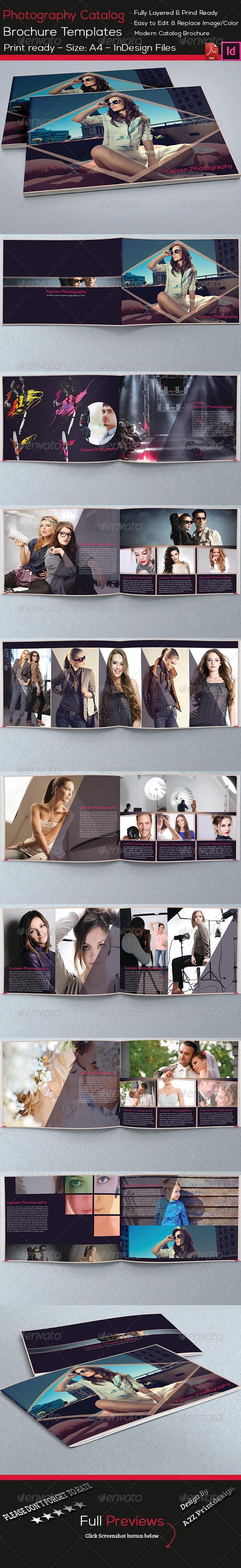 GraphicRiver Photography Catalog 8423305