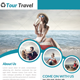 Tour & Travel Flyer Template - GraphicRiver Item for Sale