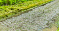 Cobbled Road in a Rainy Day - PhotoDune Item for Sale