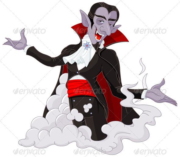 GraphicRiver Dracula 8426799