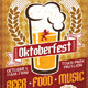 Oktoberfest Poster / Flyer Template - GraphicRiver Item for Sale