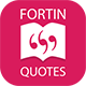 Fortin Quotes Application
