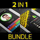 Ethanfx Business Card Bundle Vol 3 - GraphicRiver Item for Sale