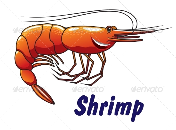 GraphicRiver Shrimp 8426990