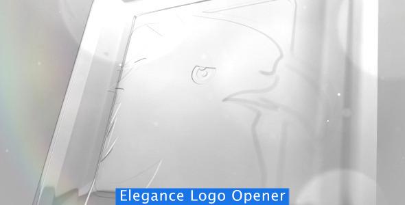 Elegance Logo Opener