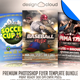Summer Sports Flyer Template Bundle - GraphicRiver Item for Sale