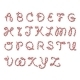 Alphabet in Twine Style - GraphicRiver Item for Sale