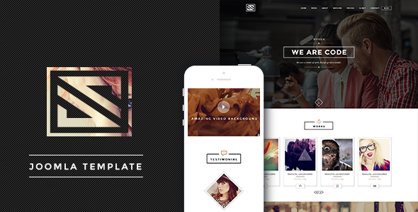 Vastudio - Creative One Page Joomla Template