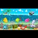 Funny Scene under the Sea. - GraphicRiver Item for Sale