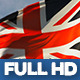 Union Jack -- A Real British Flag - VideoHive Item for Sale