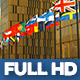The Real EU Flags - VideoHive Item for Sale