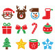 Christmas Colorful Icons Set - GraphicRiver Item for Sale