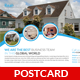 Real Estate Postcards Bundle Template - GraphicRiver Item for Sale