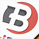 Business Brand Letter B Logo - GraphicRiver Item for Sale