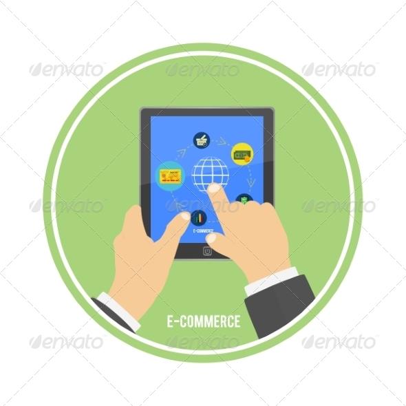 GraphicRiver E-commerce 8430193